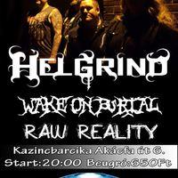 Újra Magyarországra látogat a Helgrind!