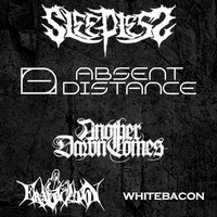 Sleepless, Absent Distance, ADC, Eradication, Whitebacon@2013.05.03., Dürer Kert, Kisterem, Bp.