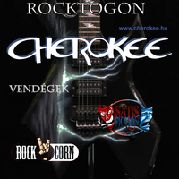 Cherokee a Rocktogonban! Vendég: Satisfiction, RockCorn