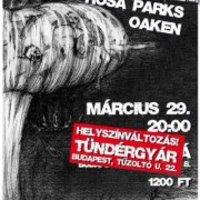 Rorcal, Rosa Parks és Oaken a Tündérgyárban, MA ESTE!