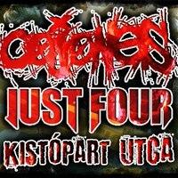 Cojones, Just Four, Kistópart utca@ Dharma Klub, Debrecen, 2013.05.10.