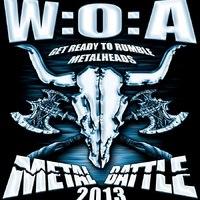 Emlékeztető: Wacken Metal Battle döntő@2013.04.28., Dürer Kert