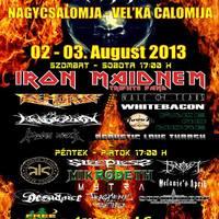 Metal Forever Open Air Festival VI.@Szabadtéri Színpad, Nagycsalomja, 2013.08.02.-03.