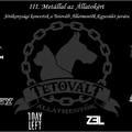 III. Metallal az Állatokért@2019.10.12 - S8 Underground Club