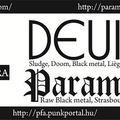 Deuil (B), Paramnesia (FR), PFA@2013.04.30.,Szféra, Bp.