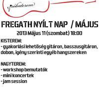 Fregath nyílt nap@2013.05.11.