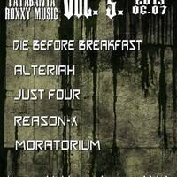 Death Night Feast Vol. 5@Roxxy Music Café, Tatabánya, 2013.06.07.