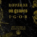 Havária, on graves, Igor@2019. október 12. - Edison Bar & Ink