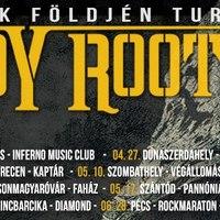 Bloody Roots - Az ígéretek földjén turné