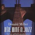 Donald Miller: Kék, mint a jazz