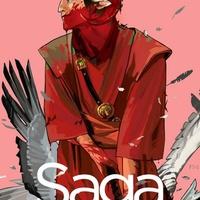 Brian K. Vaughan – Fiona Staples: Saga 2.