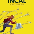 Jodorowsky – Moebius: INCAL 1. – A sötét Incal