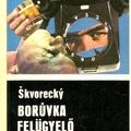 Josef Škvorecký: Borůvka felügyelő szomorúsága