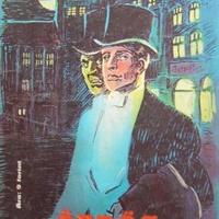 Robert Louis Stevenson – Arthur Conan Doyle – Cs. Horváth Tibor – Korcsmáros Pál: Ördög az emberben / A perdöntő ujjlenyomat