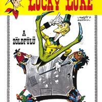 René Goscinny – Morris: Lucky Luke – A zöldfülű