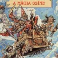 Terry Pratchett: A mágia színe