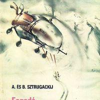 Arkagyij Sztrugackij – Borisz Sztrugackij: Fogadó a Halott Alpinistához