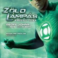 Geoff Johns: Zöld Lámpás – A kezdet titka