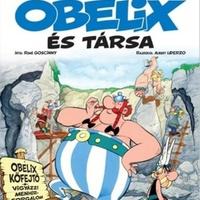 René Goscinny - Albert Uderzo: Obelix és társa