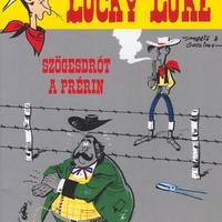 René Goscinny – Morris: Lucky Luke – Szögesdrót a prérin