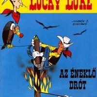 René Goscinny – Morris: Lucky Luke – Az éneklő drót