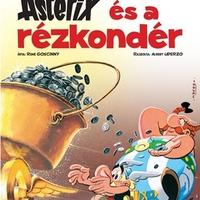 René Goscinny - Albert Uderzo: Asterix és a rézkondér