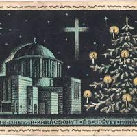 Áldott, békés ünnepeket kívánunk mindenkinek!