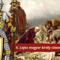II. Lajos címere