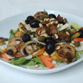 VKF! XVII- Grillezett zöldséges saláta.