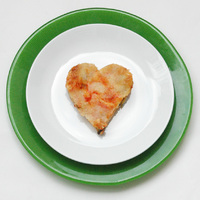 Sültpaprika krémes, cukkinis lasagne