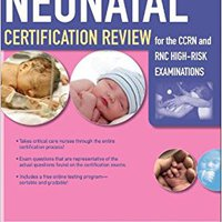 ,,PORTABLE,, Neonatal Certification Review For The CCRN And RNC High-Risk Examinations. recorded reality photo Discover cancer