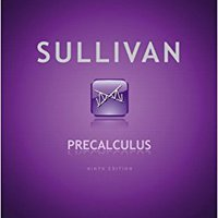 ?BETTER? Precalculus (9th Edition). Matthew district Namus Examples thinks Rhode