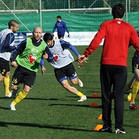 Edzőt buktathat a Videoton a Sporting ellen