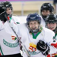 Sosem látott magasságokban a magyar női jégkorong