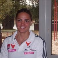 Kovács Katalint még mindig szereti az edzéseket