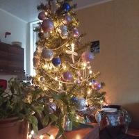 itt volt a Karácsony.