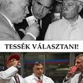 Kádár öröksége, Orbán ökörsége