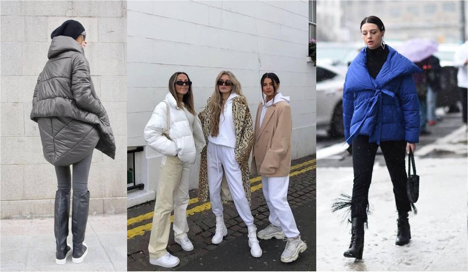 Trendi és időtálló szépséges kabátok télre