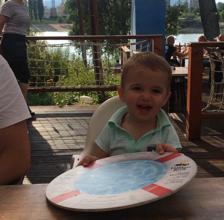 Vigyük a babát étterembe!