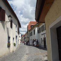 Dürnsteintől Bad Ischlig