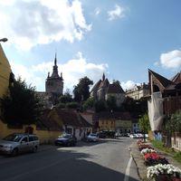 Segesvár, utazás a középkorba