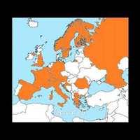 A koronavírus terjedése Európában