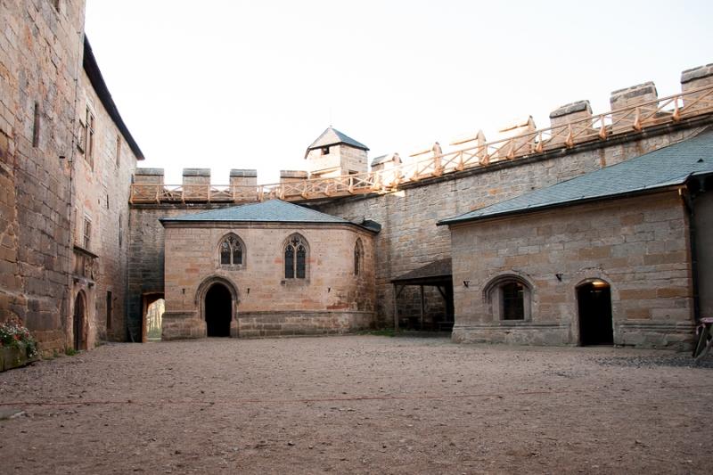 Kost vára (Forrás: www.kost-hrad.cz)