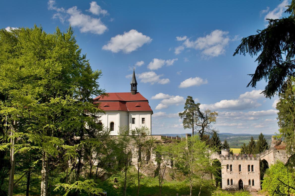 Valdštejn vára (Forrás: www.hrad-valdstejn.cz)