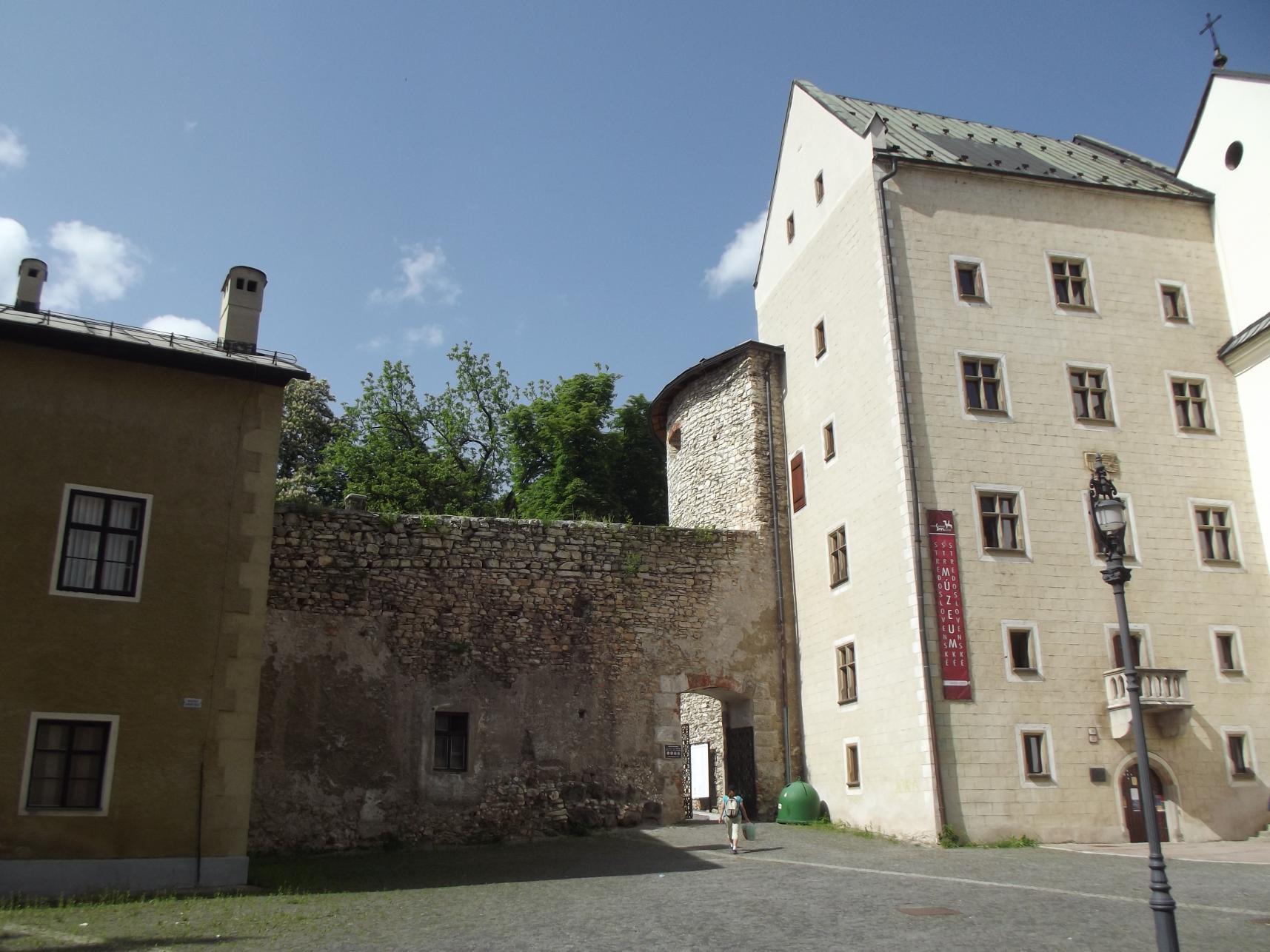 15_Bányász-bástya és Mátyás-ház