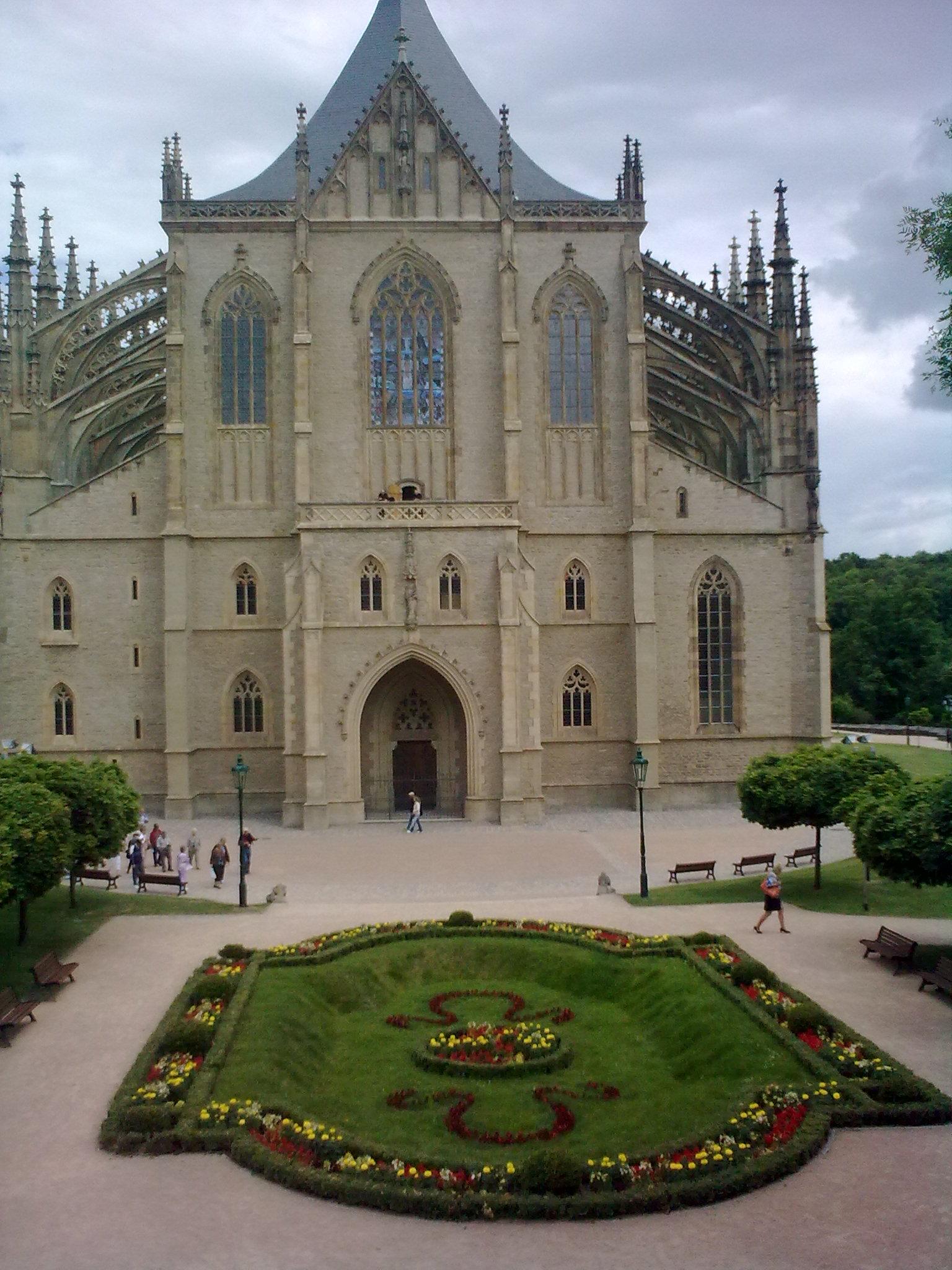 Kutna Horá, Szent Barbara Katedrális