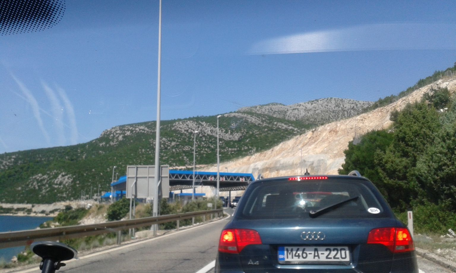 Bosnyák-horvát határátkelő