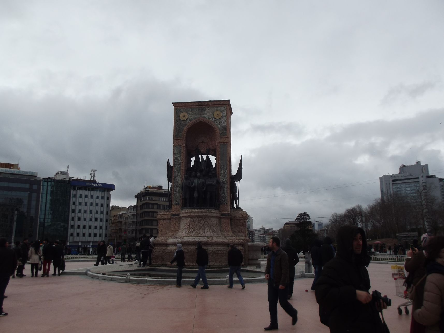 Taksim tér