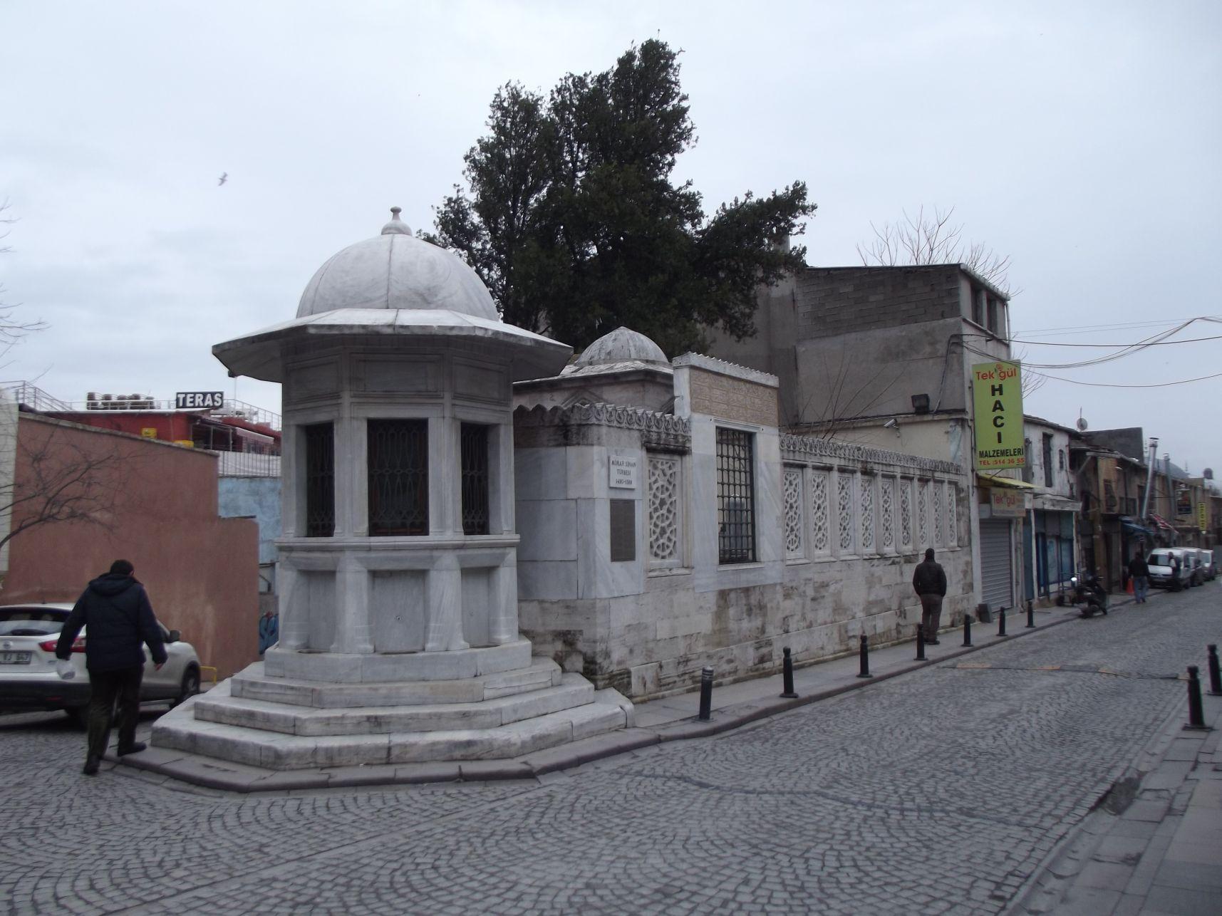 Mimar Sinan türbéje