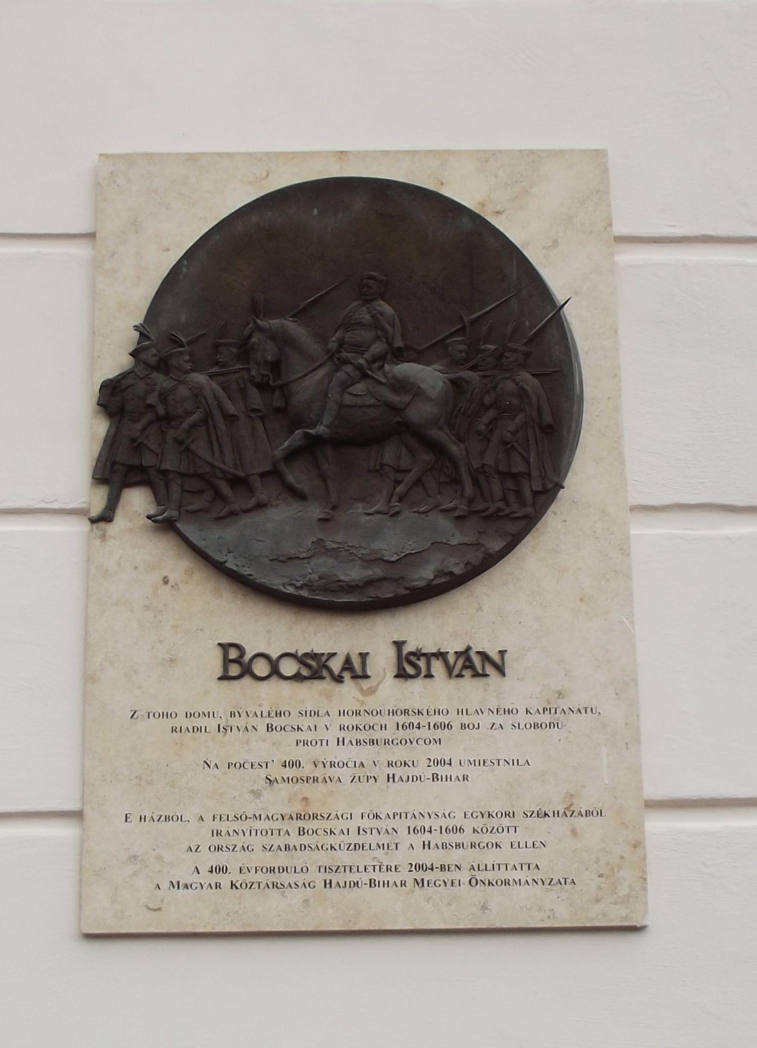25_Bocskai emléktábla